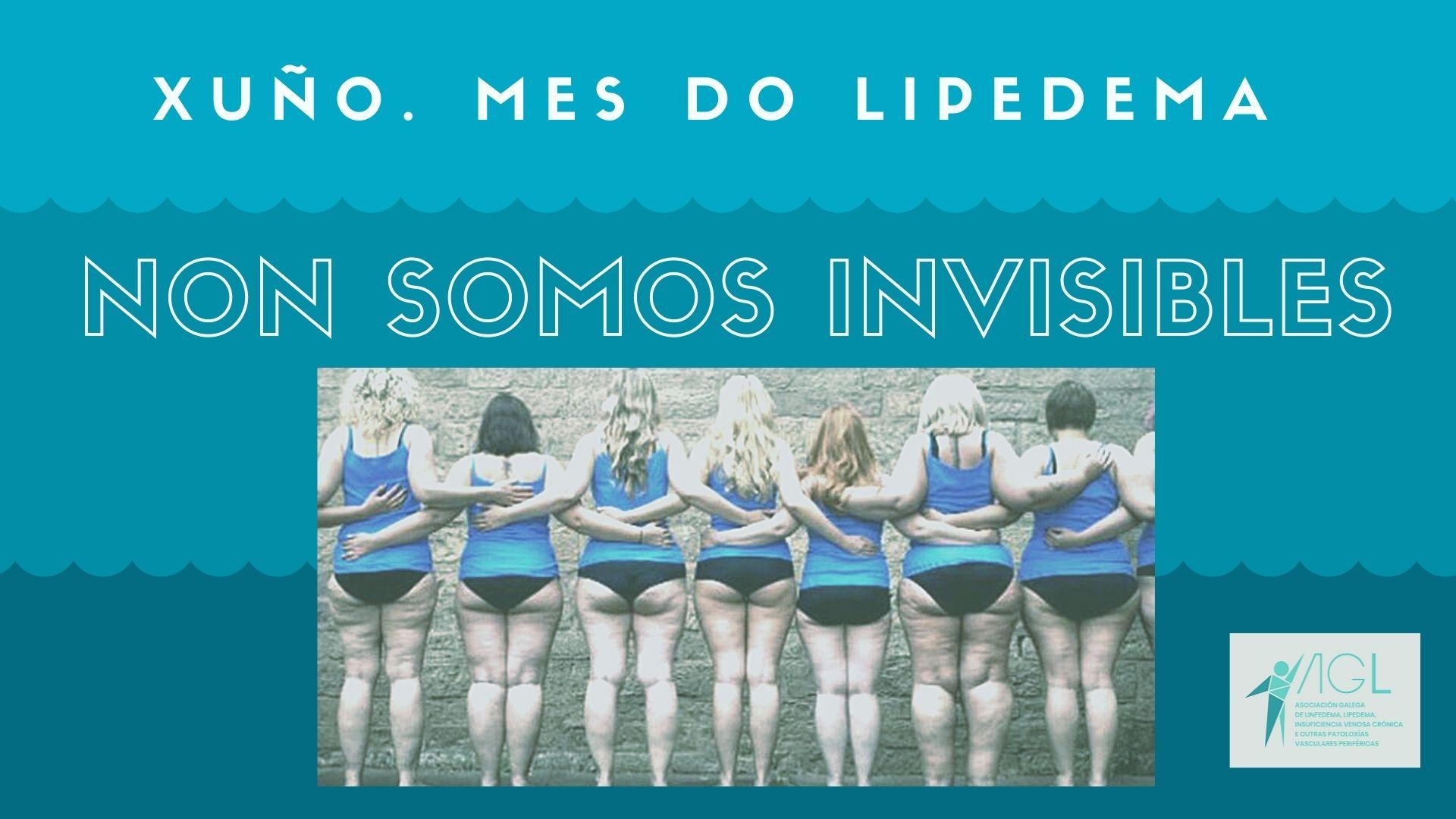 MES MUNDIAL DO LIPEDEMA (MES DE XUÑO)
